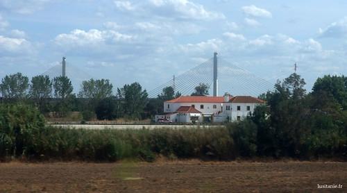 Ponte Salgueiro Maia, Santarém