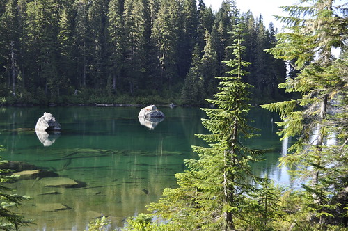 Surprise and Glacier Lakes - Cascades - Alpine Lakes Wilderness 179