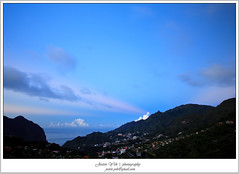 _MG_2502 (Justin1006 (Justin Yeh )) Tags: sunset night twilight taiwan  taipei      jiufen    rueifangtownship