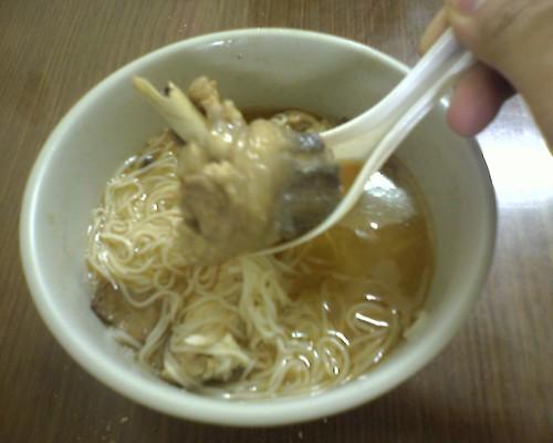 台北 阿圖麻油雞img263