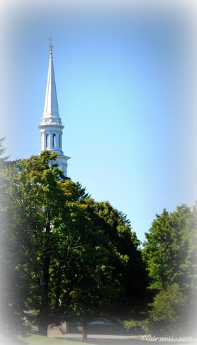 Lexington Steeple