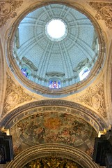 2010-09-05 at 00-21-39 (papathy) Tags: church spain seville dome parroquiadelsalvador