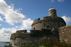 St Mawes Castle (1) (jurassic john) Tags: castle stone canon coast cornwall westcountry eos400d dragondaggerphoto