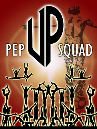 UP Pep Squad 2010