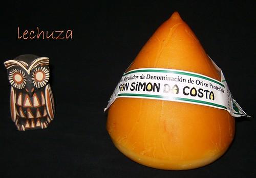 Empanadillas de lacón y San Simón-queso