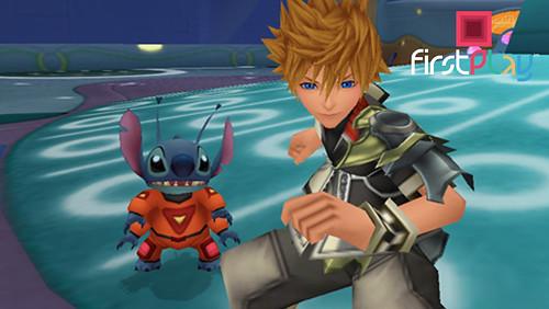 FirstPlay - Kingdom Hearts