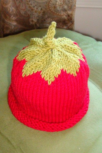 Red Berry Hat 1