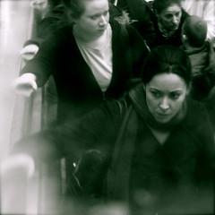 -- (tartalom) Tags: london escalator victoria dread vague commuters victoriastation londoncommuters tartalom christophersweeney unarticulated londoncommutersset