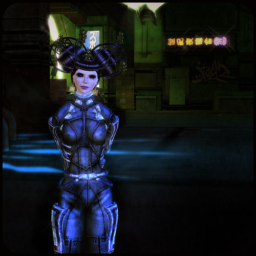 Mausoleum Robots 1