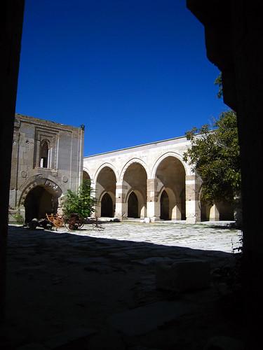 Caravanserai at Sultanhani