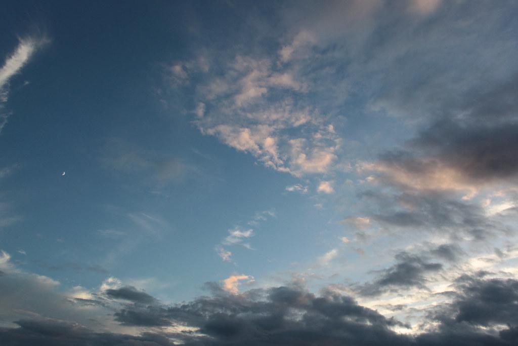 Skies over Osaka