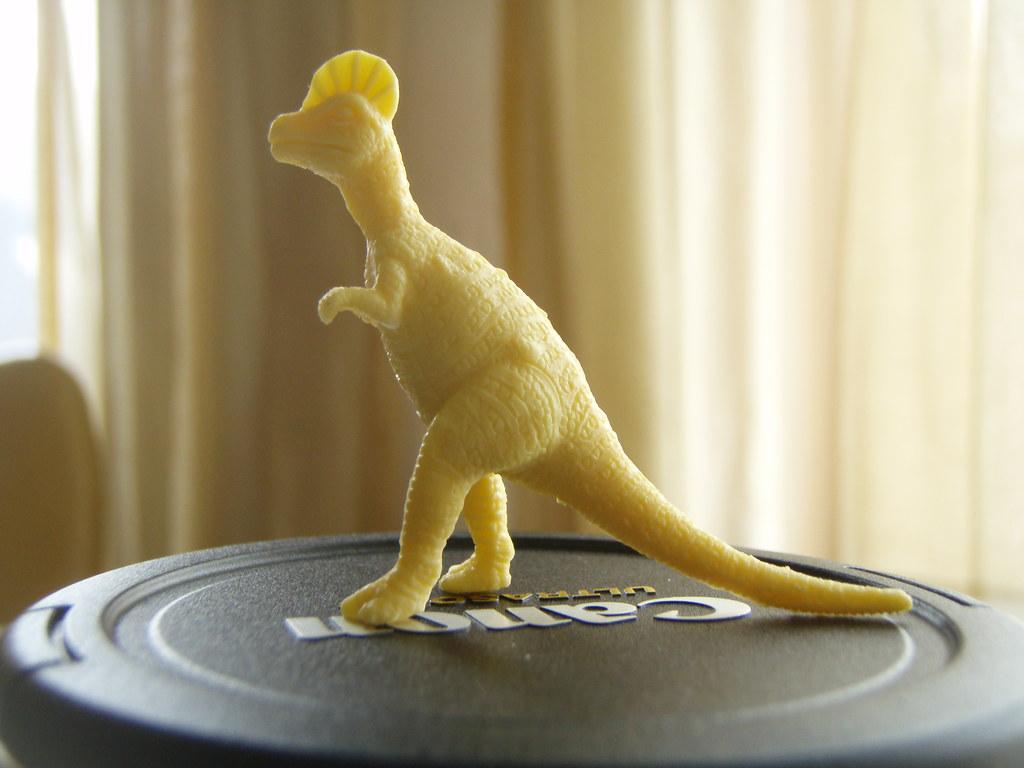 Dinosaur Camera Lens Cup