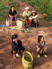 market traders (Rich Friend) Tags: cambodia documentary social rivers environment 3s development mekong fisheries markettraders workingwomen stungtreng sekongriver sekong 3sbasin