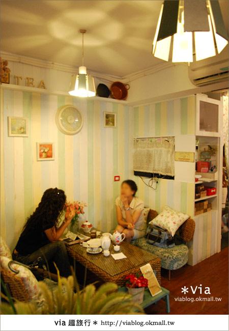 【東區下午茶】台北東區日式雜貨風~HANA2店11