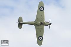 G-HUPW - R4118 - G5-92301 - Private - Hawker Hurricane Mk1 - Duxford - 100905 - Steven Gray - IMG_7310