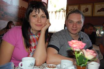 Сладкая парочка - Ольга и Александр!