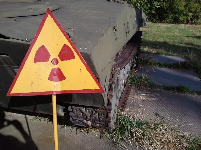 Nuclear hazard