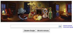 Google Agatha Christie Logo