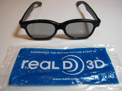 3D用メガネ/アバター 2010年3月 by Poran111