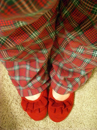 Comfy Pants and slippers weather