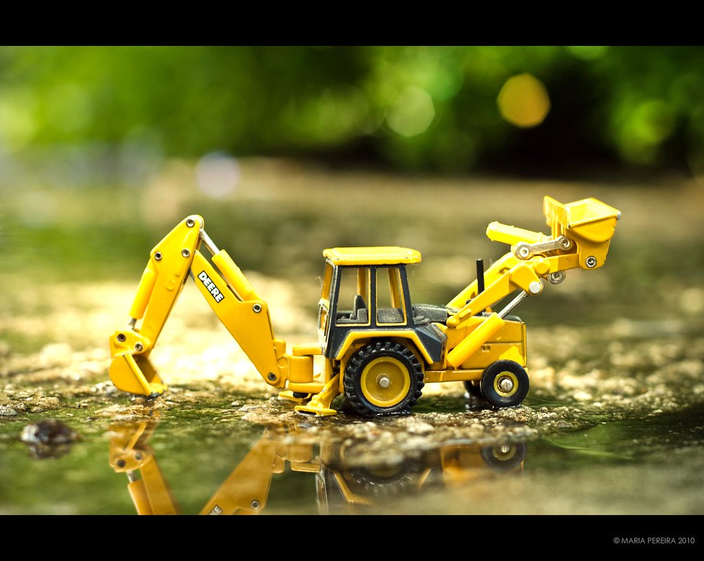 Excavator - Beep Beep Series