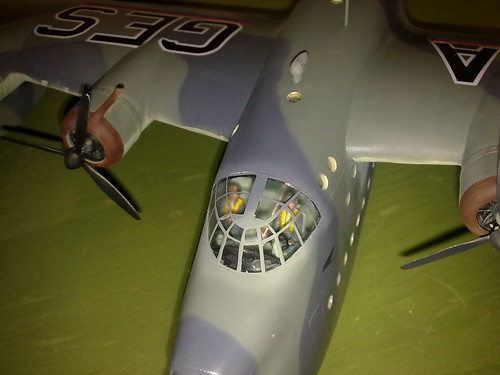 G-AGES Sunderland Construction and Painting Complete, Weathering TODO