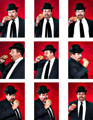 Wimpy Contact Sheet