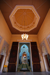 Great Big Doors (ahmadsyarafi) Tags: architecture wideangle mosque historic indoors placeofinterest