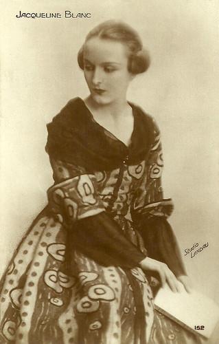 Jacqueline Blanc