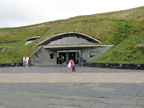 Visitors' Center at The Cliffs of Moher
