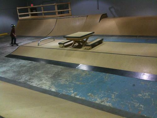 Ripzu Skatepark in Vancouver, WA