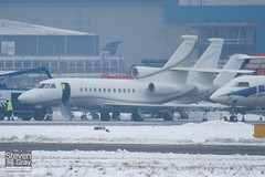 G-FNES - 159 - Private - Dassault Falcon 900EX - Luton - 100111 - Steven Gray - IMG_6092