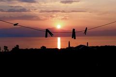 Sunrise over the Mani, Greece (World of Good) Tags: morning sea sun mountains water sunrise photography dawn image content mani greece photographs washingline worldofgood morninghasbroken