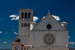 Basilica di San Francesco d'Assisi - Tamron 17-50 (Massimiliano Teodori) Tags: italien italy italia basilica sp ii di if af tamron f28 assisi italie xr umbria ld  sanfrancesco  aspherical  1750mm  canon450d  rebelxsi