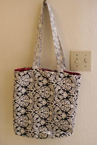 Gracie's Commuter Bag