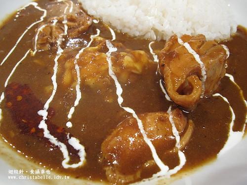 東京咖哩雞肉起司咖哩