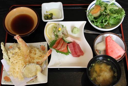 Hokkaido Sushi_Sushi Gozen