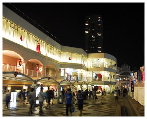 千里中央駅@ガンバ大阪 VS セレッソ大阪