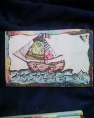 πυρογραφια παιδικη (AEGEOTISSA) Tags: wood art τέχνη pyrography areli ζωγραφική πυρογραφια