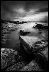 And uncle Ian said: (alwyncooper) Tags: longexposure sea blackandwhite bw mer seascape seaweed water monochrome rock sepia wales night marina canon landscape pembroke eos rebel mono coast mar photo seaside mare foto photos free sigma wideangle fotos cooper nd mystical dslr 1020mm  pembrokeshire  tenby spiaggia   saundersfoot xsi      jethrotull alwyn     sigma1020mmexdc neutraldensity 10stop  450d nd110 coppethall scenicsnotjustlandscapes digitalrebelxsi eosxsi    alcooper  alwyncooper