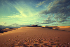 Bàu Trắng (Film-Love) Tags: nature vintage landscape sand photos vietnam sanddunes digitalimages nna