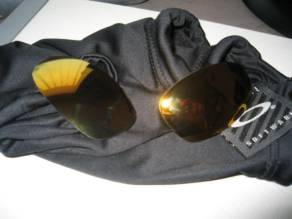 46b13a82f Oakley Juliet Corvette 24K Gold Iridium Lenses - [Sold Out] (yodu180) Tags