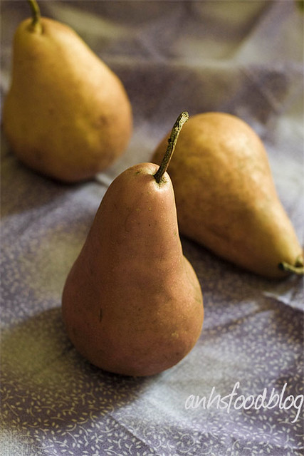 Au naturel - pear