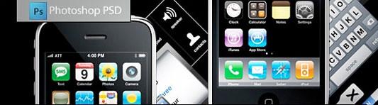 PSD gratis inspirados en Apple