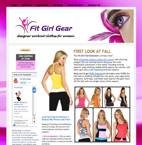 Fit Girl Gear