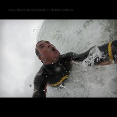 Day Two Hundred Forty Four (Seb Huruguen) Tags: portrait eye water self waves body tripod wave surfing tokina seb vague vagues liquid sebastien bodysurf bodysurfing f3545 waterhousing 1017mm huruguen