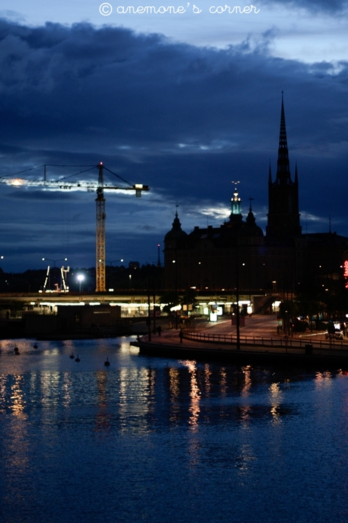 Stoccolma..