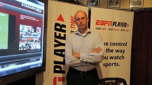 Nigel Harper, Director, ESPN Player