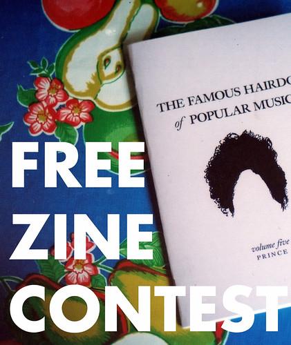 Free Zine Contest