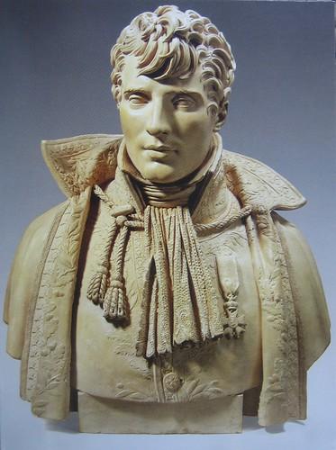 Portrait of Étienne-Vincent Marniola, Joseph Chinard, 1809